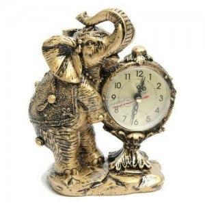 Часовник във формата на слон