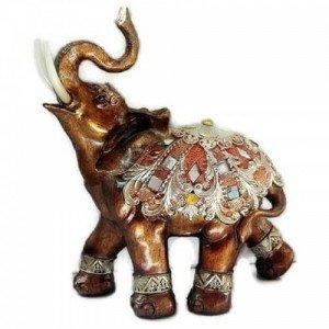 Декоративна фигурка Слонче