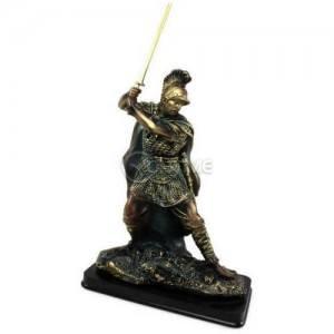 Декоративна статуетка Римски воин