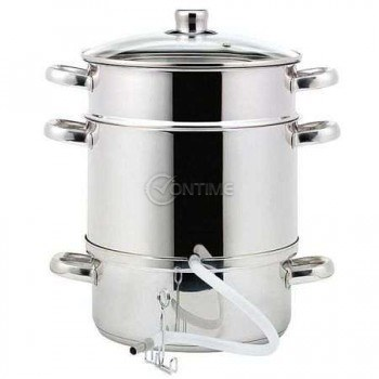 Соковарка на пара Metlex 8 литра
