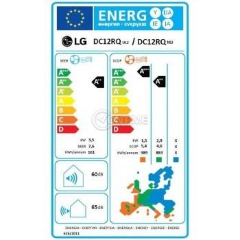 Климатик LG DC12RQ.NSJ/DC12RQ.UL2
