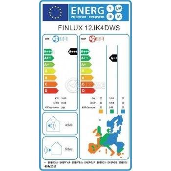 Климатик Finlux 12JK4DWS