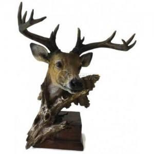 Декоративна статуетка Еленска глава