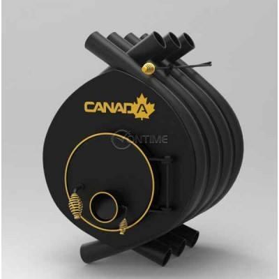 Калориферна печка на дърва Canada 01 classic