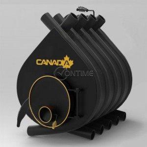 Калориферна печка на дърва Canada 02 classic