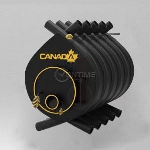 Калориферна печка на дърва Canada 03 classic