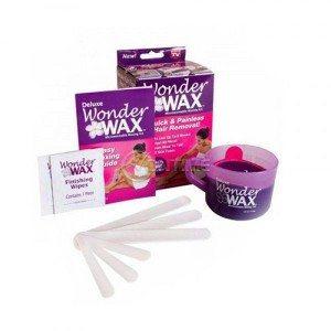Комплект кола маска за микровълнова фурна Wonder WAX, Лилав