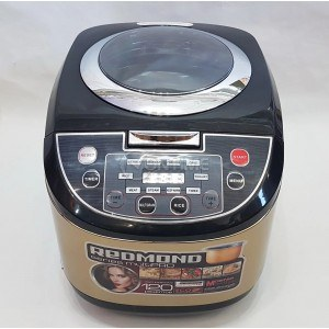 Мултикукър Redmond series multiPRO RMC-M988 , 5 литров, 900W, 21 програми