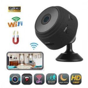 WiFi безжична камера с нощно виждане Sensori