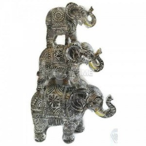 Статуетка Три слона