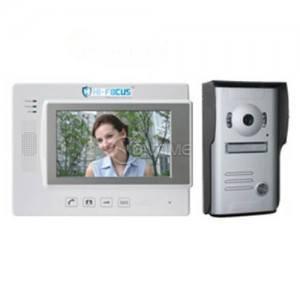 Видеодомофон с 7 инчов цветен дисплей