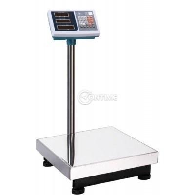 Елкектронен кантар до 300 кг с платформа 40 х 50 см