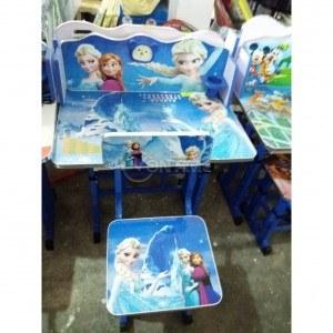 Детско бюро със стол Замръзналото Кралство