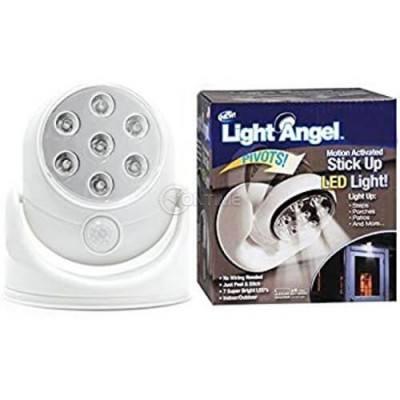 LED лампа въртяща се 360 градуса