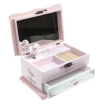Кутия за бижута музикална