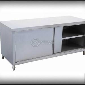 Работна маса шкаф с плъзгащи врати 120 x 80 x 80см