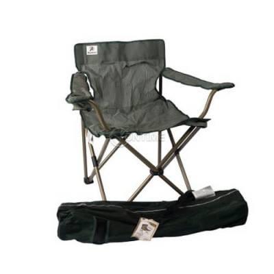 Рибарски къмпинг стол сгъваем с калъф