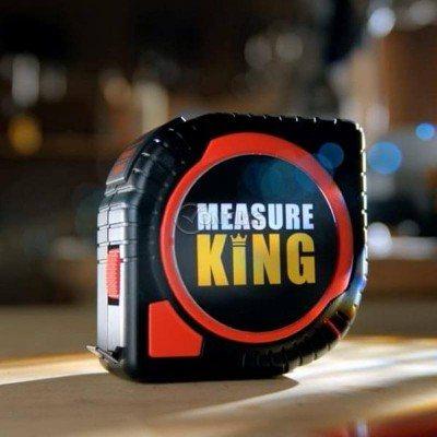 Лазерна ролетка и ролка Measure King 3 in 1