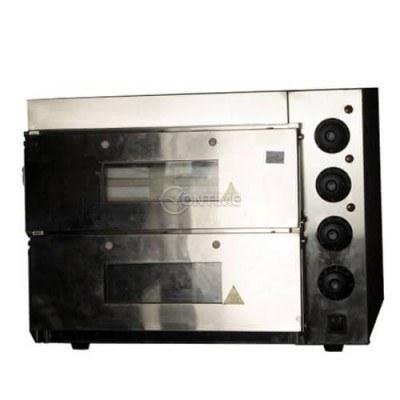 Фурна за пици двойна 220V / 1.6kW х 2