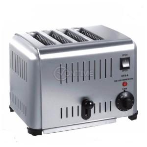 Професионален тостер за 4 филийки