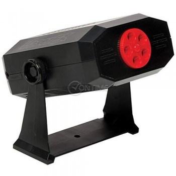 Лазер за вътрешна декорация Laser FX - Коледа, Рожден Ден, Партита