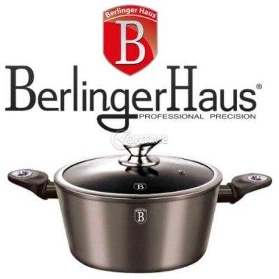 Тенджера 20см Carbon Metalic Line Berlinger Haus