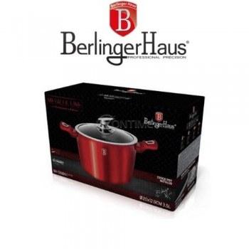 Тенджера 3.5L Burgundi Line Berlinger Haus