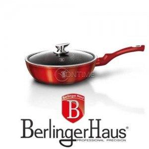 Тиган 24см. Berlinger Haus Burgundi Metalic Line