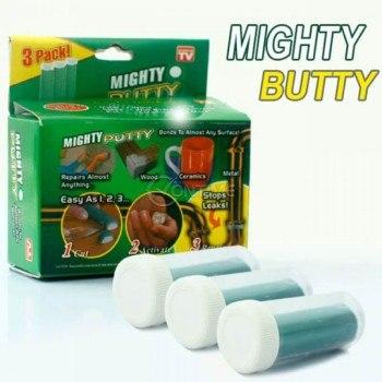 Епоксидна смола за здраво залепване MIGHTY PUTTY