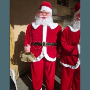 Голям сензорен Дядо Коледа 180см