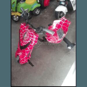 Електрически дрифтинг скутер триколка