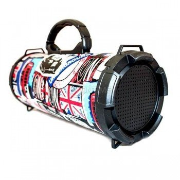 Колонка блутут mp3 Boom Box USB/TF/FM Радио