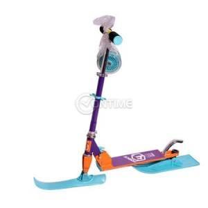 Детски скутер - шейна за сняг и асфалт