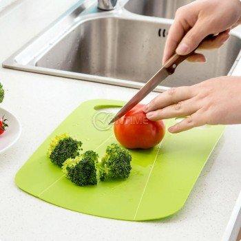 Сгъваема дъска за рязане на зеленчуци
