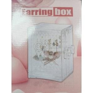 Органайзер за обеци, кутия с 3 отделения