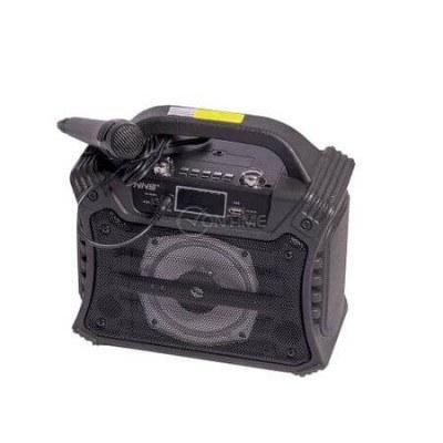Мини тонколона за караоке 100W/USB/FM/Bluetooth/SD карта
