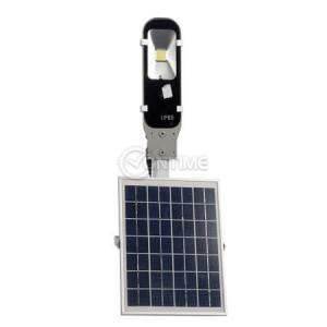 Соларен прожектор 10W с дистанционно