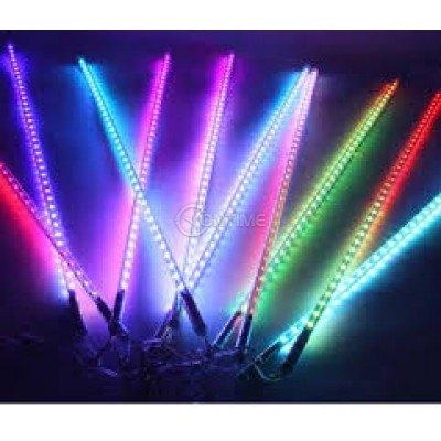 LED лампи за украса сталатит, 8 броя
