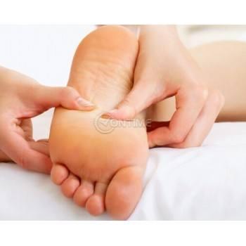 Масажни чехли рефлексотерапия с камъни
