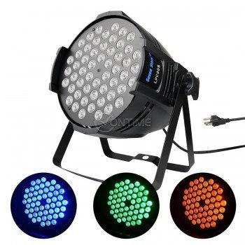 LED диско прожектор със светлинни ефекти