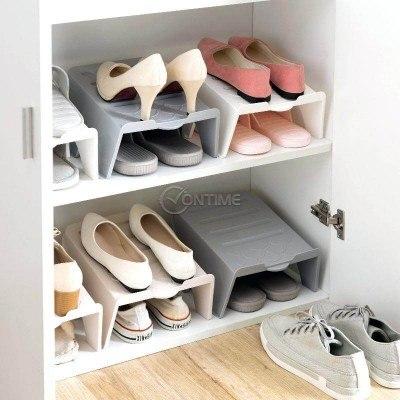 Органайзер за обувки платформа за два чифта