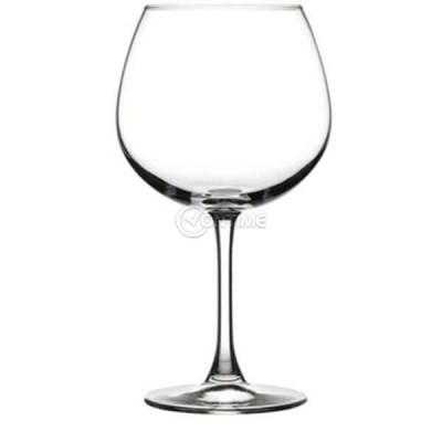 Стъклена чаша за червено вино или вода