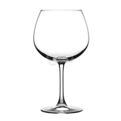 Стъклена чаша за червено вино или вода 655 мл