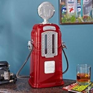 Диспенсър ретро бензинова колонка за напитки 1000ml