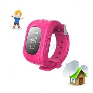 Детски смарт часовник с GPS тракер за следене