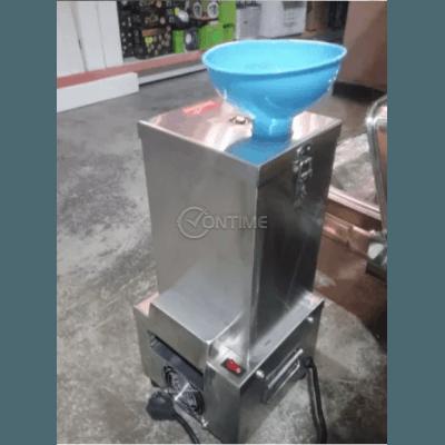 Машина за белене на чесън