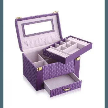 Куфар за бижута и гримове