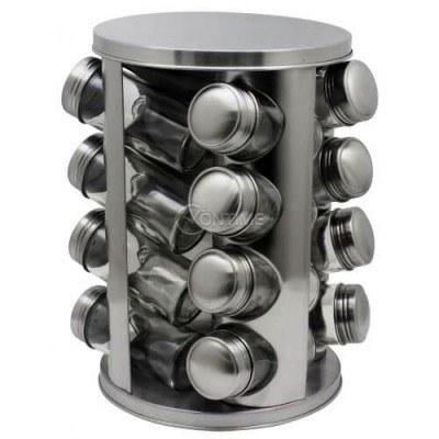 Комплект за подправки и метална стойка Zephyr