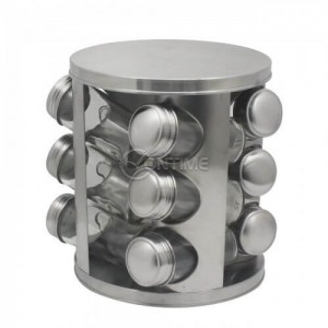 Комплект за подправки и метална стойка