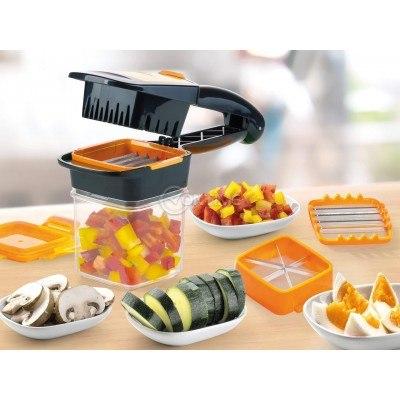 Кухненско ренде с различни ножове Nicer Dicer Quick